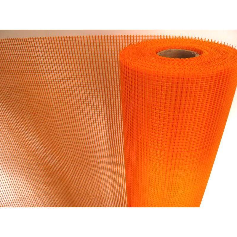 فايبر  5 مم * 5 مم - عرض 100 سم - طول 45 - برتقالى