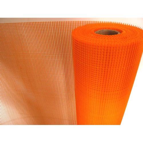 فايبر  10 مم * 10 مم - عرض 100 سم - طول 45 - برتقالى