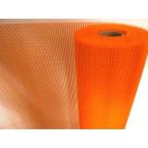 فايبر  5 مم * 5 مم - عرض 20 سم - طول 45 - برتقالى